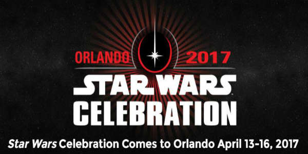Journey to Star Wars Celebration Orlando 2017