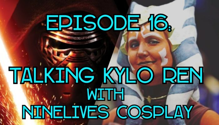 Episode 16: JN-66 Profiles Kylo Ren with McKenna
