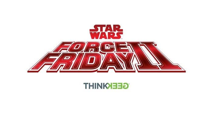 ThinkGeek Celebrates Force Friday II with New Star Wars Merchandise!