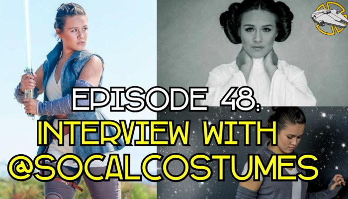 Episode 48: Interview with Alex of SoCalCostumes