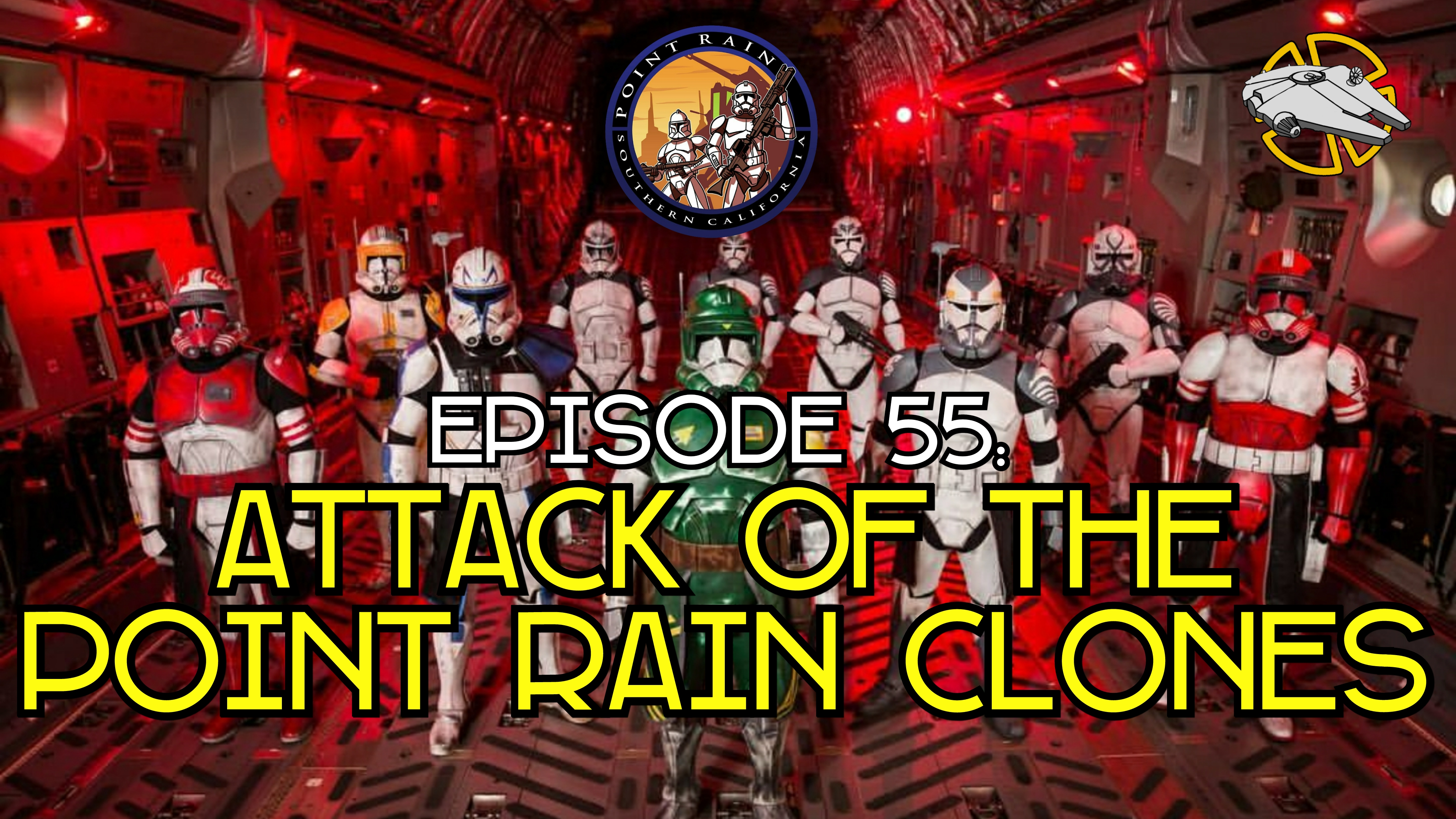 Episode 55: Attack of the Point Rain Clones