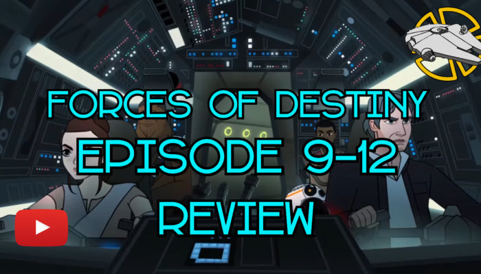 FORCES OF DESTINY: Episode 9-12 Review