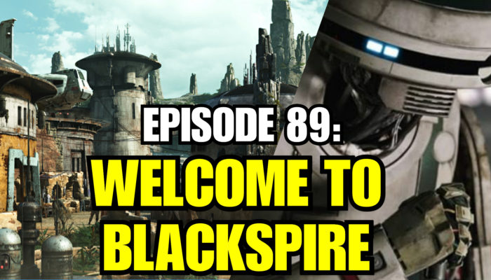 Episode 89: Welcome to Blackspire